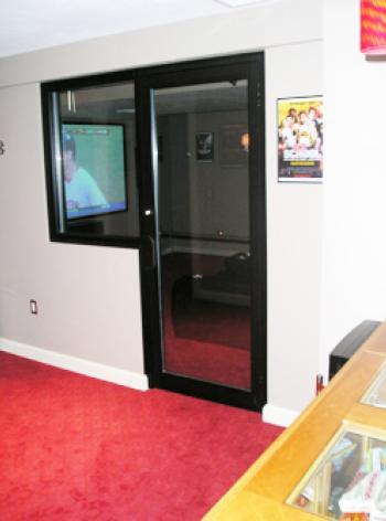 Interior Glass Specialties | Atlantic Shower Door